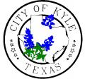 Kyle city seal