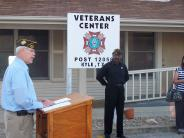 Kyle VFW 911 Remembrance 2012
