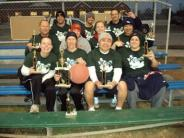 Co-Ed League   Alcoballics Claim Championship