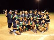 Women's League   Team Dirty Takes Title