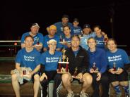 2011 Winter Co-Ed 3rd Place - Rubber Busters
