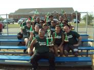 2011 Spring Co-Ed 2nd Place - Homecourt Ballers