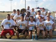 """2011 Summer Co-Ed """"Blue"""" 1st Place - Team Chaos"""