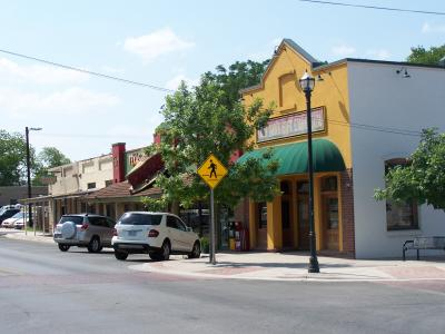 Historic Downtown Kyle