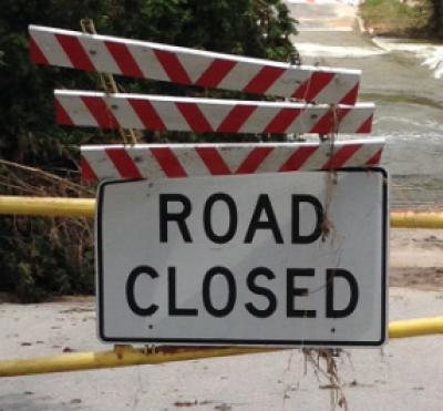Road Closures and Other Emergency Information for the City