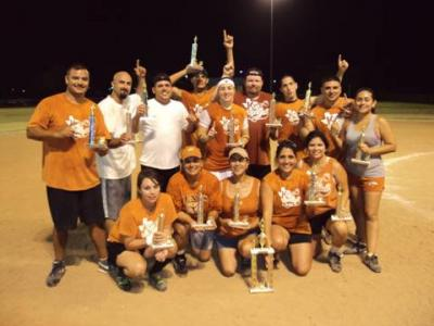 Summer 2010 Co-Ed Champs