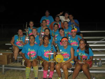 2011 Summer Women's 1st Place - Kiss My Swag