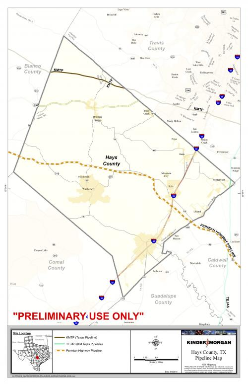 Map Of Northern Texas.Permian Highway Pipeline City Of Kyle Texas Official Website