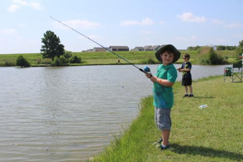 Youth Fishing Clinic & Derby | City of Kyle Texas Official